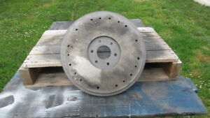 Factory Ford Fe 184 Tooth Ring Gear 11 0 Inch 3 And 4 Speed Flywheel Mustang