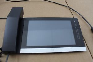 Cisco Systems Conference Cts ctrl dv8 12v 0 8a Telepresence Touch Screen Phone