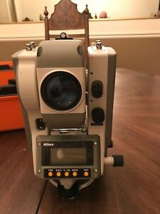 Nikon D 50 D50 Total Station Surveying Tool Top Gun Needs Battery
