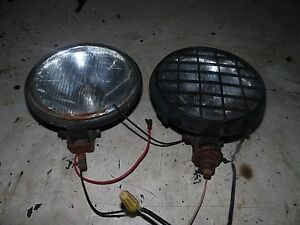 Ford Super Major Tractor Headlights