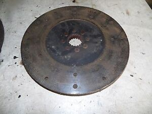 Oliver 88 Tractor Clutch Disc