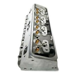 New Aluminum Cylinder Head Fits Small Block Chevy Sbc 350 200cc 68cc Bare
