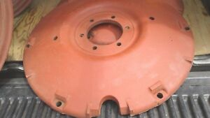 Vintage Allis Chalmers Wc Tractor Cast Iron Center For 28 Rims