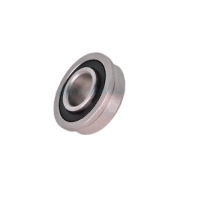 Precision Sealed Flanged 1 3 8 Od Bearing 1 2 5 8 3 4 Id