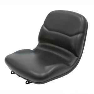 Replacement Black John Deere Seat Fits 3005 More
