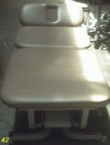 Chattanooga Triton Trt 300 Power Chiropratic Exam Table Therapy Guarentee