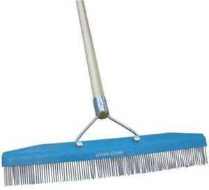 Carpet Rake With Handle 16 In