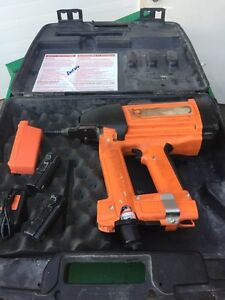 Ramset E150 Nail Gun Single Shot Traxfast 2