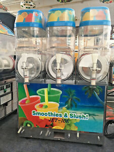 Commercial Granita Margarita Bellini Slush Machine