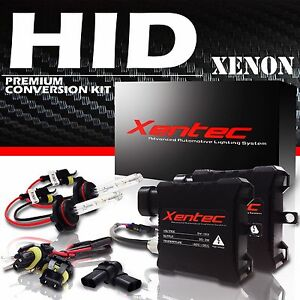 Hid Xenon Conversion Kit Headlight High Low Fog Lights For 2004 2014 Acura Tsx