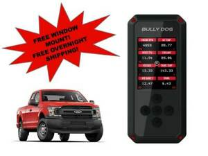 Bully Dog Bdx 40470 Tuner Programmer For 2018 2019 Ford F 150 With 3 3 Engine