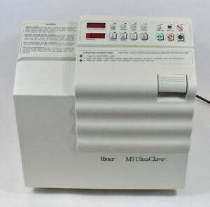 Midmark M9 Ritter M9 Autoclave Ultraclave Sterilizer Automatic Refurbished