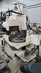 13 Rotary Surface Grinder Heald 261 W Tilting Swivel Table 21 Swing Infeed