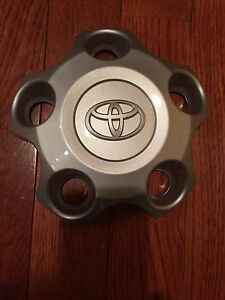 Toyota Tundra Sequoia Center Cap Steel Wheel Save 80 New Fits Years 2007 2019