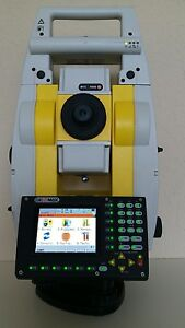 Geomax Total Station Zoom80 R 2 A10 With Rh Zrt80