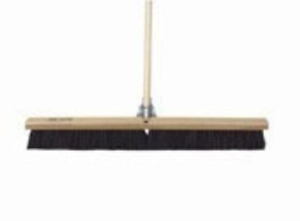 Kraft Tool Cc186 01 Wood Concrete Floor Broom Without Handle