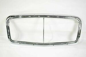 Bentley Continental Flying Spur Chrome Grill Trim 2012 2018