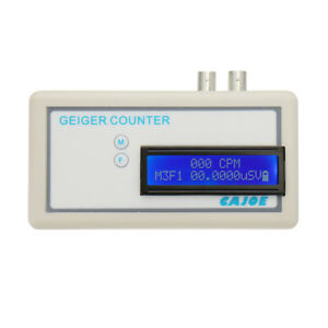 Gmj3 Geiger Counter Meter Radiation Detector Detection Device