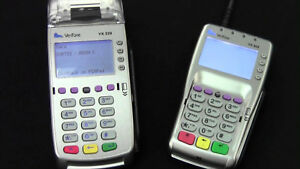 Verifone Vx520 And Vx805 Free Shipping Unlocked Credit Card Terminal