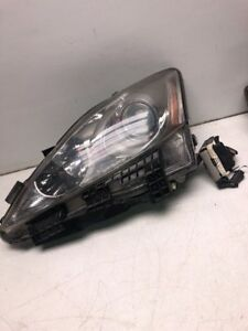 06 07 08 09 10 Lexus Is250 Is350 Left Halogen Headlight Oem R539