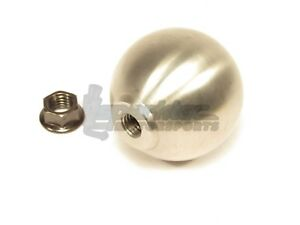 Circuit Hero Spherical Shift Knob 10x1 5mm Round Counter Weighted Acura Honda