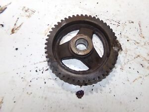 Oliver 770 Gas Tractor Cam Shaft Gear