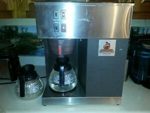 Bunn Vpr Pourover Commercial Coffee Maker Brewer 2 Pots Free Shipping