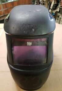 Carrera Arcone Welding Helmet With Auto Darkening 4500v Filter Free Shipping