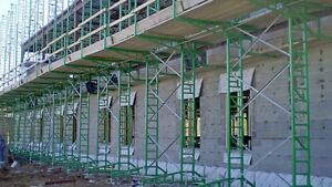 Non Stop Scaffolding 10 Sets 140 Total Length 27 High With All Accessories
