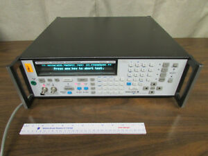 Analogic data Precision Polynomial Waveform Synthesizer Model 2045 Clean