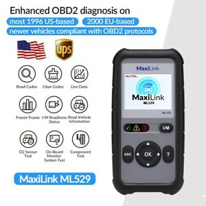 Launch Golo Carcare Ii Obd2 Code Reader Diagnostic Scan Tool Eobd Easydiag Diy