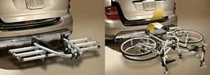 Trailer Hitch Carrier Bicycle Rack Extension Kit Hitch Mounted