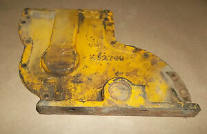 Caterpillar Cat D2 D4 Pony Motor engine Rear Flange Cover 4f2740