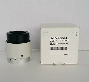 Nikon Eclipse Ti Confocal Microscope Mounting Adapter Mhv55050