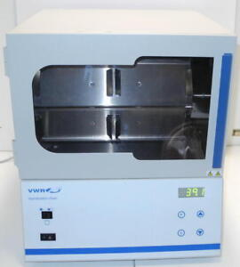 Vwr Boekel Hybridization Oven 5240 With Six Sided Carousel