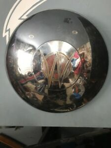 Original 1940 s 1950 s Jeep Jeepster Willys Wagoneer Chrome Hubcap Wheel Cover