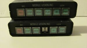 L3 Communications Mobile Vision Inc Police Camera Remote Head Parts Only