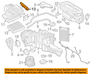 Ford Oem Air Filter Cover Fl3z19d672a