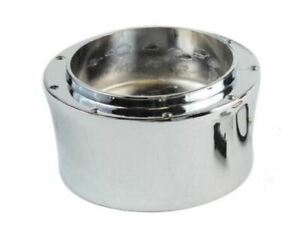 9 Hole Steering Wheel Hub Adapter Chrome Aftermarket Chevy Gm Ididit Column