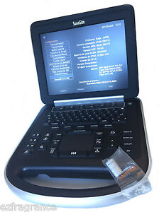 Sonosite Edge Ultrasound System spanish Language New In Box Fully Loaded