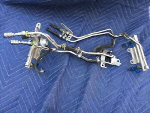 08 14 Subaru Wrx Fuel Rail Set Rails 2008 2014 Forester 06 13
