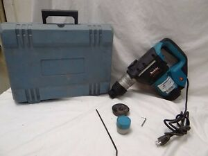 Makita 6914d Variable Speed 1 1 2 Rotary Hammer Drill 800 Rpm 1000 Watt