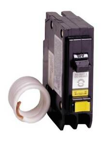 Cl Series 1 Pole Classified Gfci Breaker 20 Amps