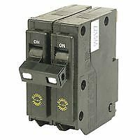 Chq Series 2 Pole Classified Breaker 40 Amp Sqd Per 2 Each