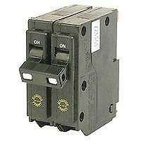 Chq Series 2 Pole Classified Breaker 50 Amp Sqd Per 2 Each