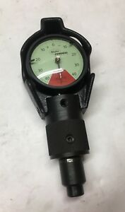 Mahr Federal Hole Depth Gage Dial Indicator No Cr180 001 Works Great