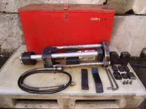 Crc Cross Tensile Tester Works Well
