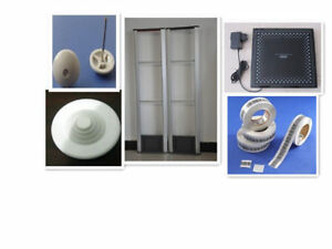 Store Security System Checkpoint Soft Label tag Tool Tag