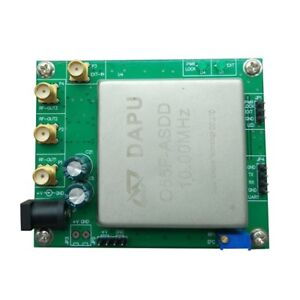 10mhz Ocxo Crystal Oscillator Frequency Reference Board Adjustable 10k 180m