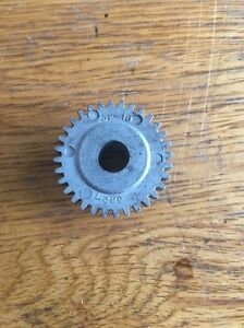 Atlas Craftsman Lathe 618 101 109 Compound Change Gear 32t 16t 375 Id